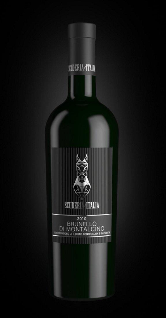 Brunello di Montalcino - Scuderia Italia - Prestigious Italian Wines