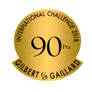 Premio Gilbert & Gaillard GOLD 90/100