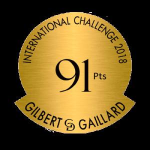 Premio Gilbert & Gaillard 91/100
