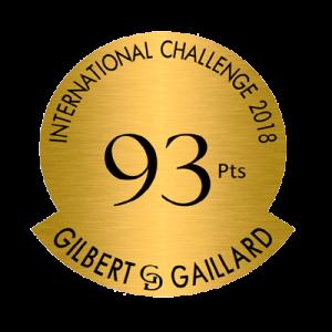 Premio Gilbert & Gaillard 93/100