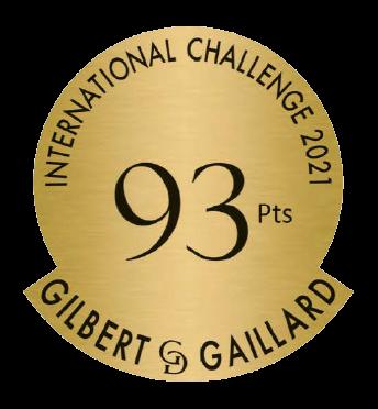Gilbert & Gaillard 93 points