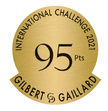 Gilbert & Gaillard 95 points
