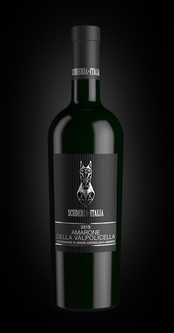 Amarone della Valpolicella 2015 | Scuderia Italia